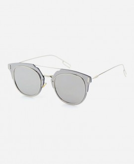 Freya Vogue Mirror - Silver Edition